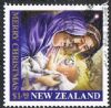 New Zealand 2011 Christmas $1.90 sheet stamp good/fine used